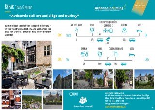 Break: Authentic trail around Liège and Durbuy