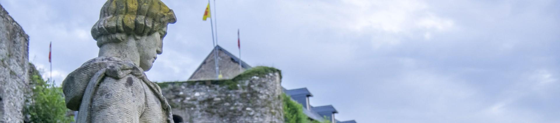 Kastelen en erfgoed - Ardenne Incoming