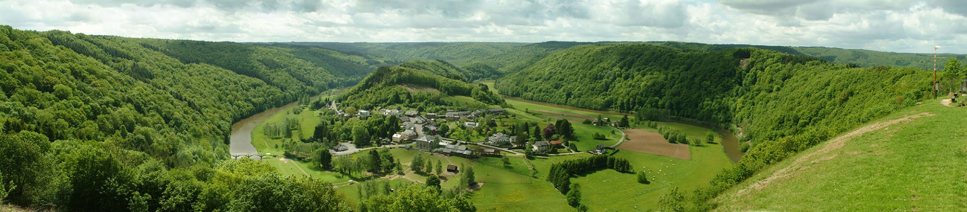 Luxembourg belge - Ardenne Incoming