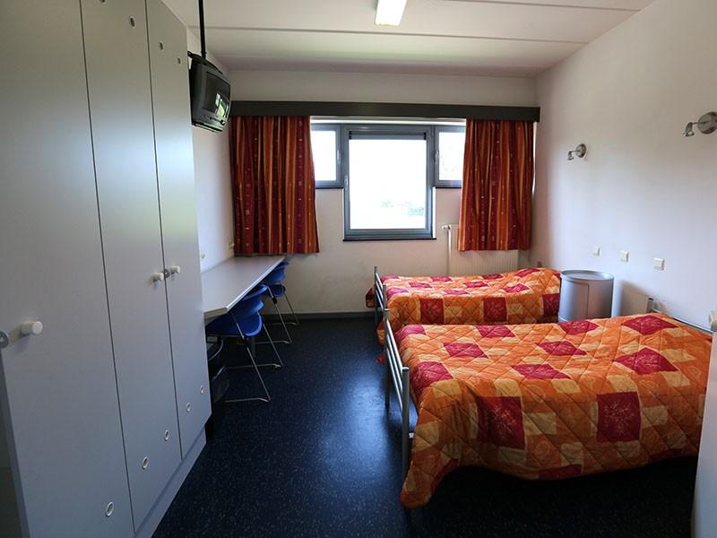 Blegny-Mijn - Accommodatie