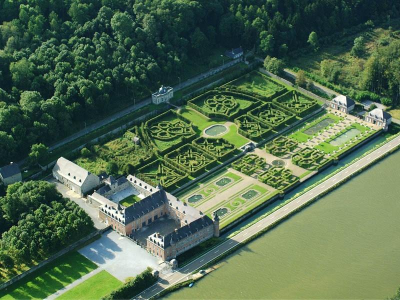 Castle and Gardens of Freyr