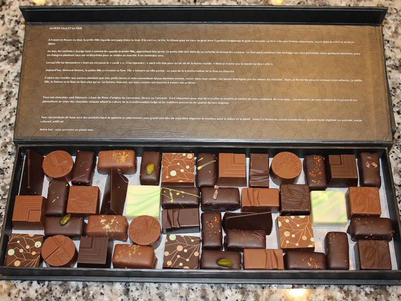 Sigôji Chocolate Factory