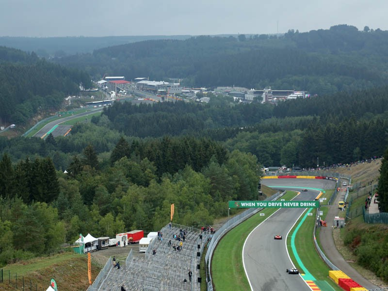 Circuit of Spa-Francorchamps