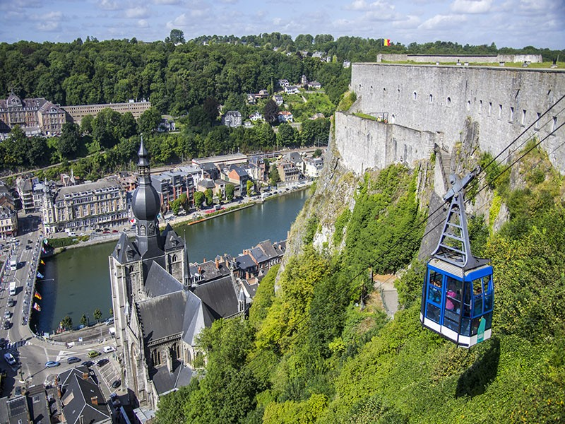 Dinant - Cable car