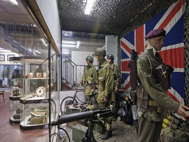 Museum der Ardennenschlacht - La Roche-en-Ardenne