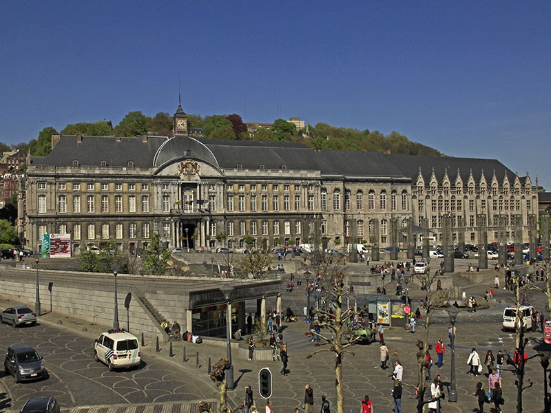 The Palace of the Prince-Bishops - Liège