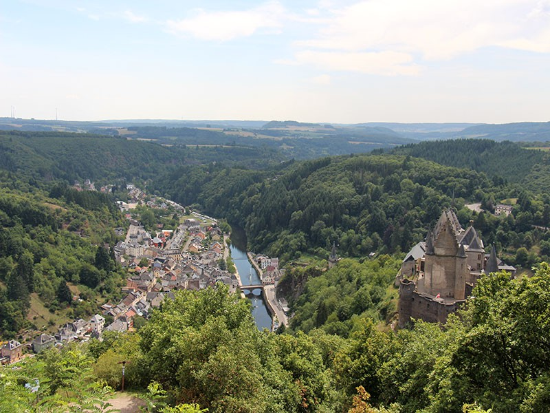 Point de vue de Vianden