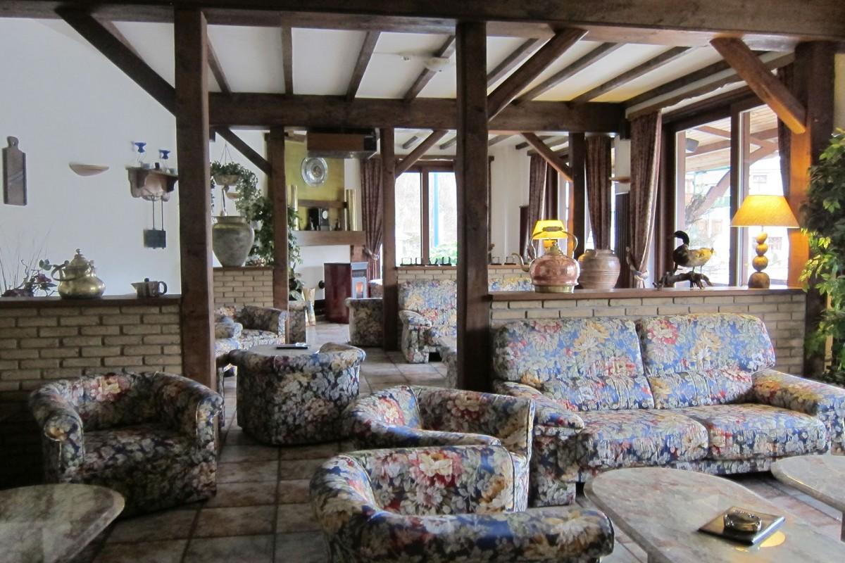 Auberge d'Alsace - Bouillon - Salon
