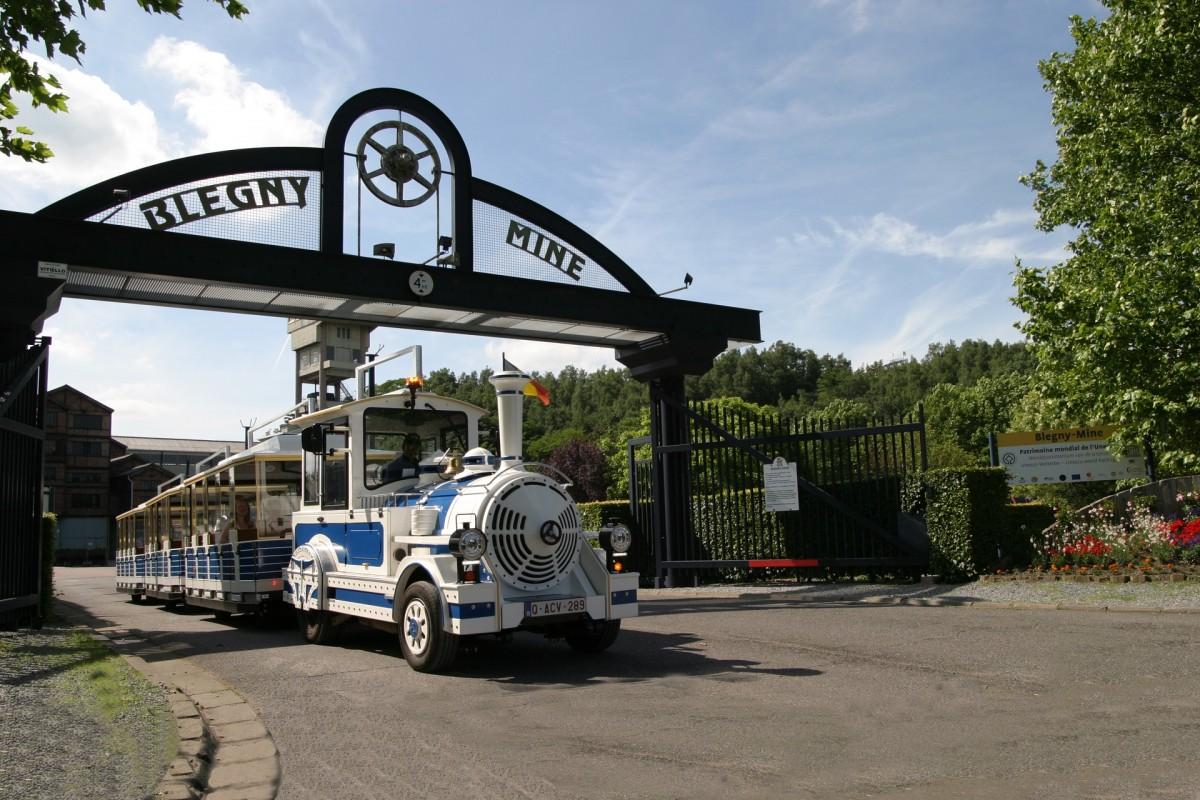 Blegny-Mine - Train touristique
