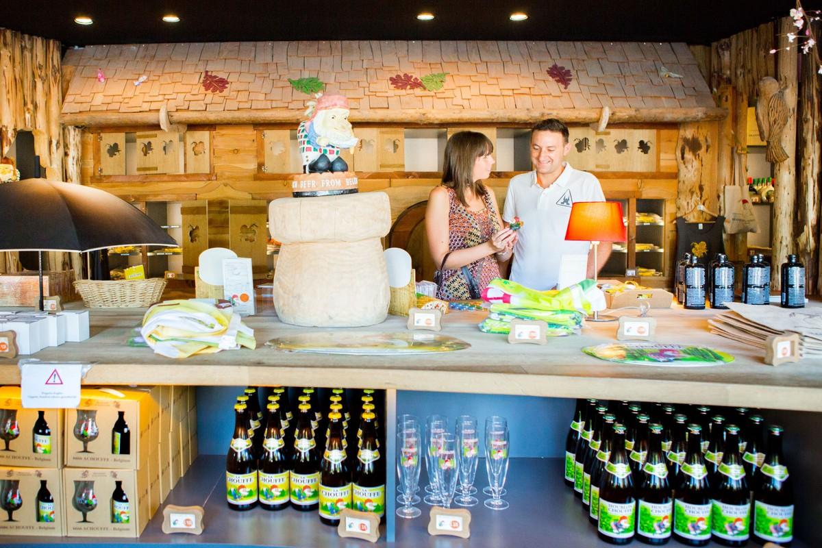 Brasserie von Achouffe