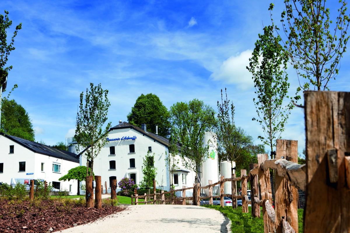 Brasserie Achouffe - Wibrin - Site brasserie