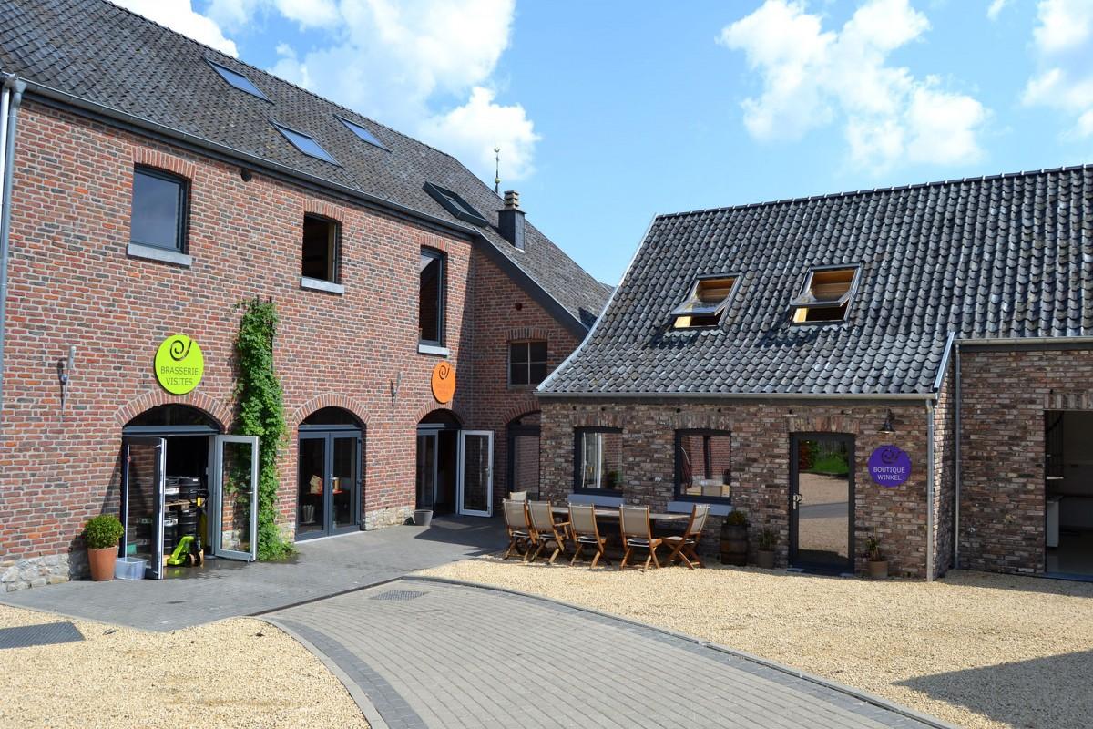 Brasserie Grain d'Orge - Hombourg - Site