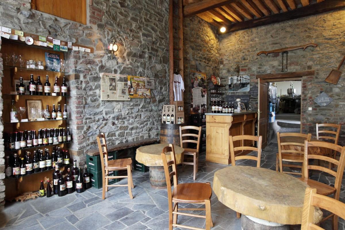 Saint-Monon brewery