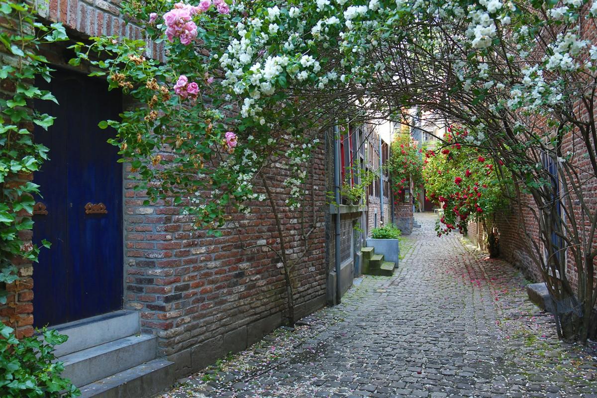 Historisch centrum van Luik - Doodlopende