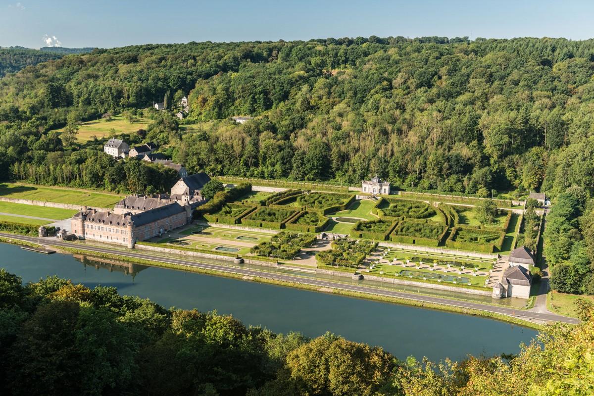 Château de Freÿr and Gardens