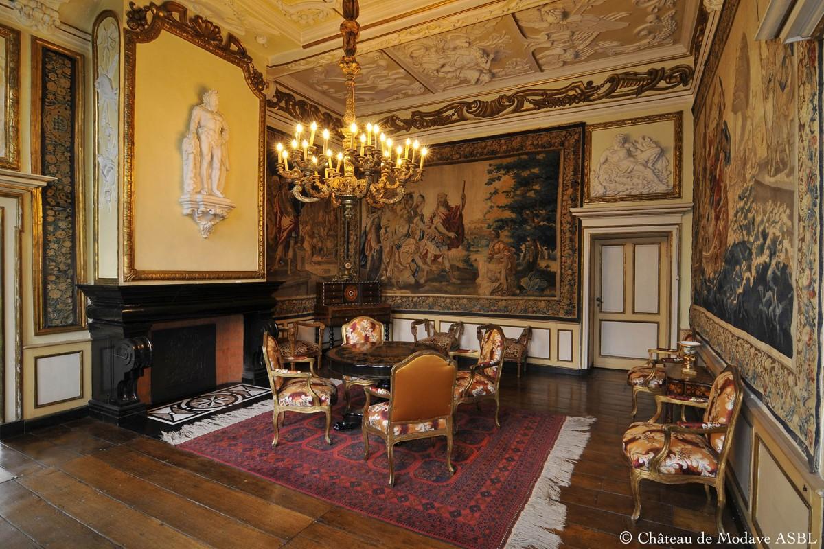 Château de Modave - Gobelins