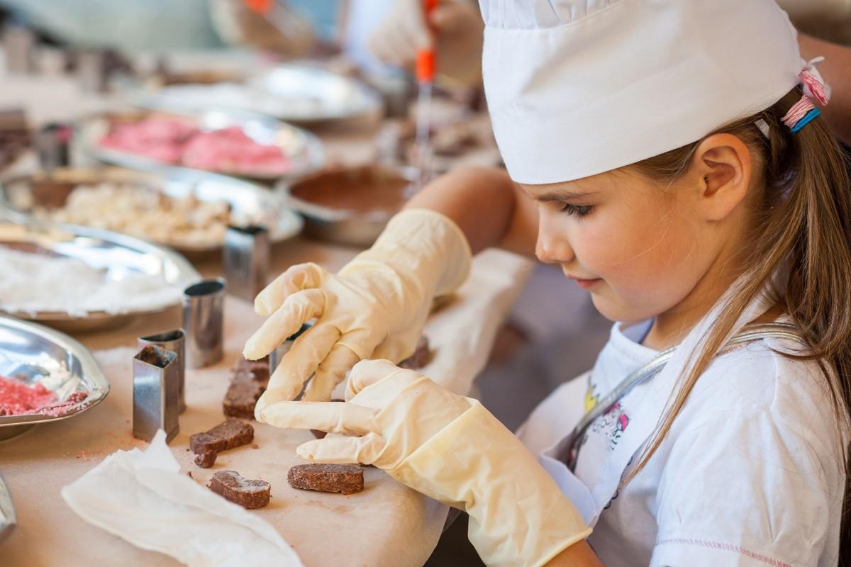 Chocolaterie Vanlieff's - Atelier