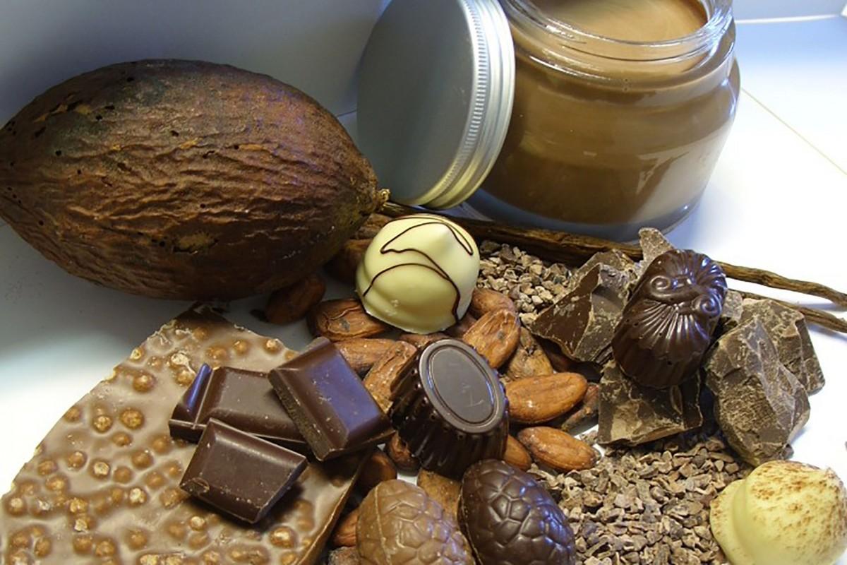 Chocolaterie Vanlieff's - Chastrès - Pralines