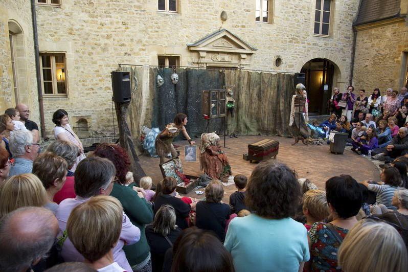 Festival Mondial des Théâtres de Marionnettes - Charleville-Mézières