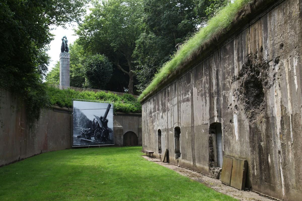 Fort de Loncin - Site