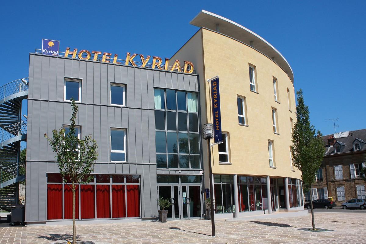 Hotel Kyriad Charleville Mézières