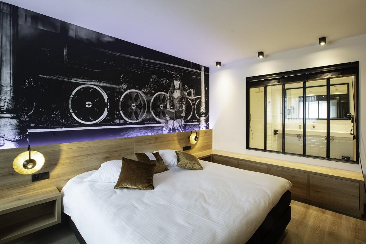 Hotel Léo Station - Zimmer