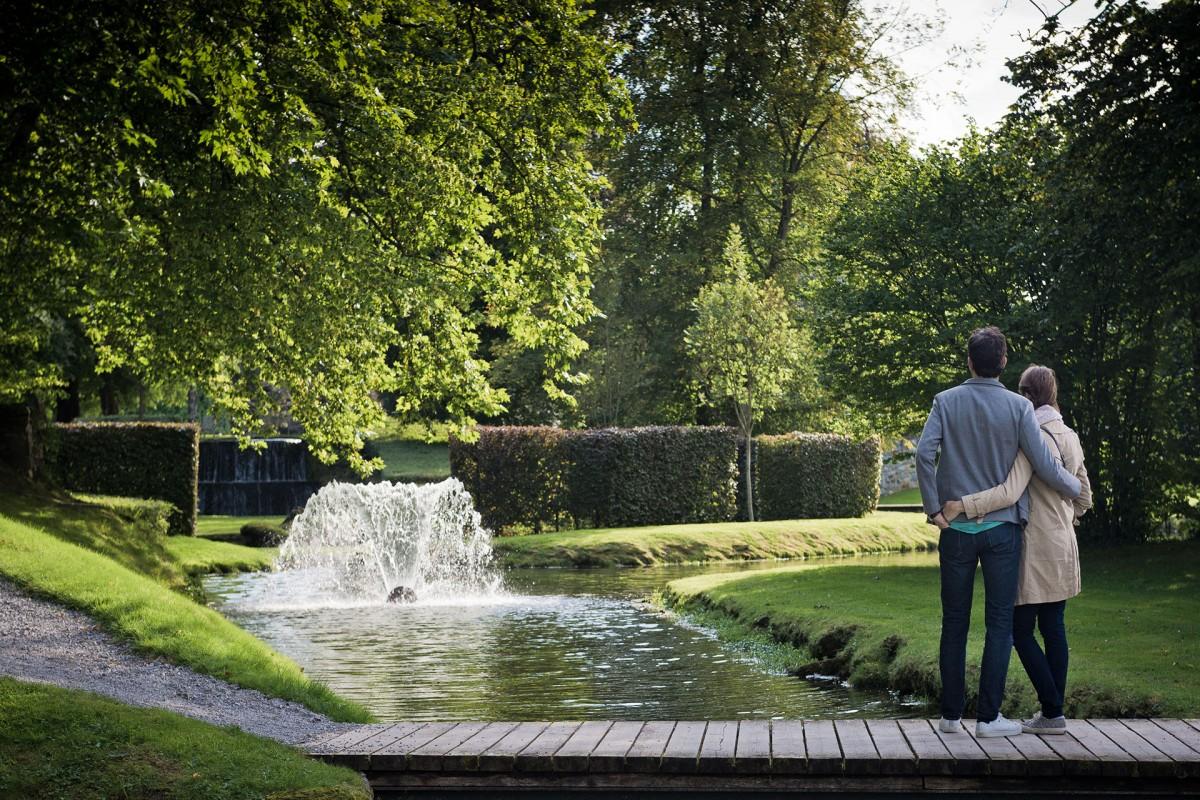 Watergardens of Annevoie