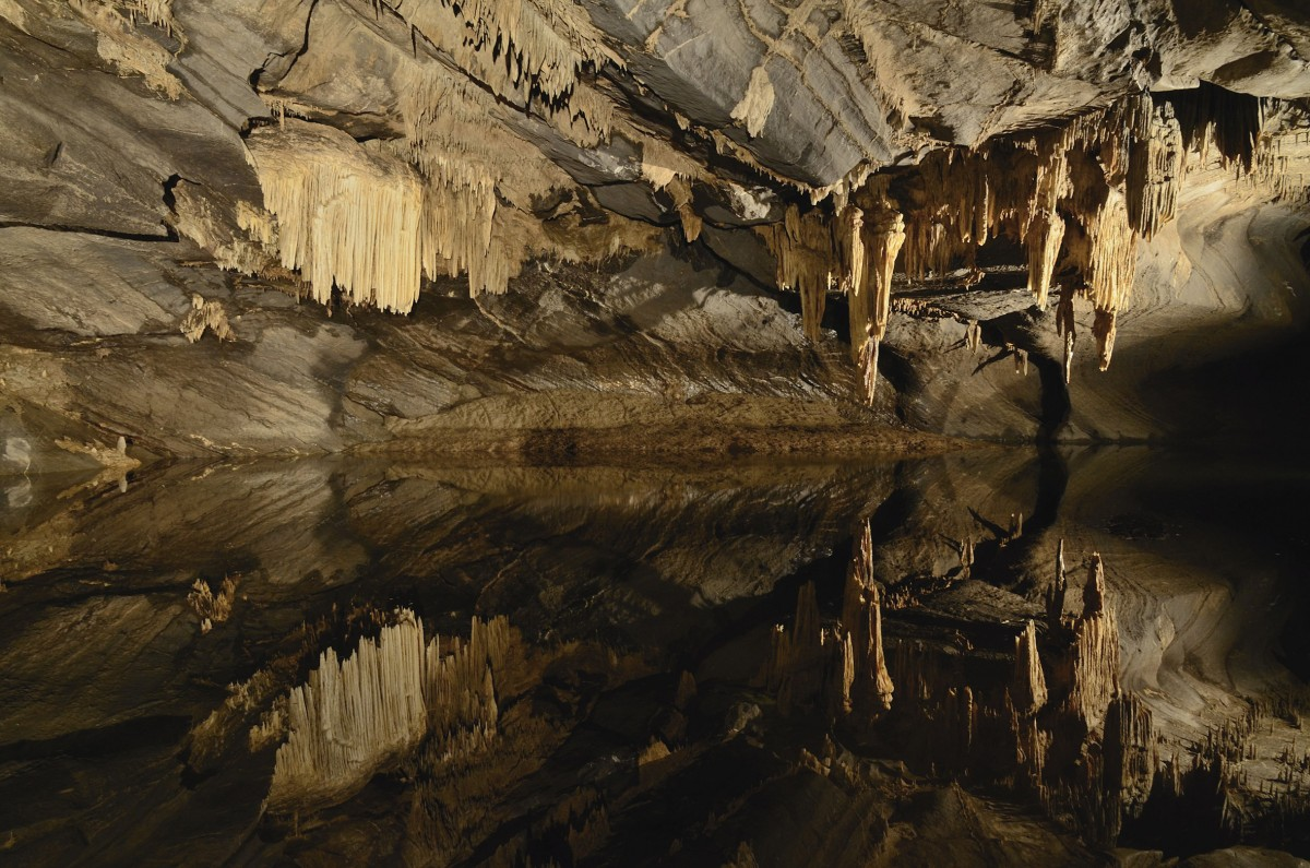 Les Grottes de Han - Han-Sur-Lesse - Grotte