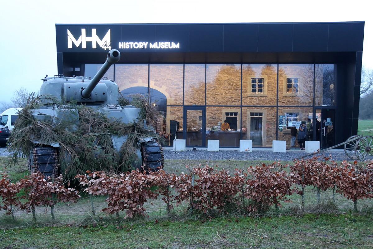 Manhay History 44 Museum - Site