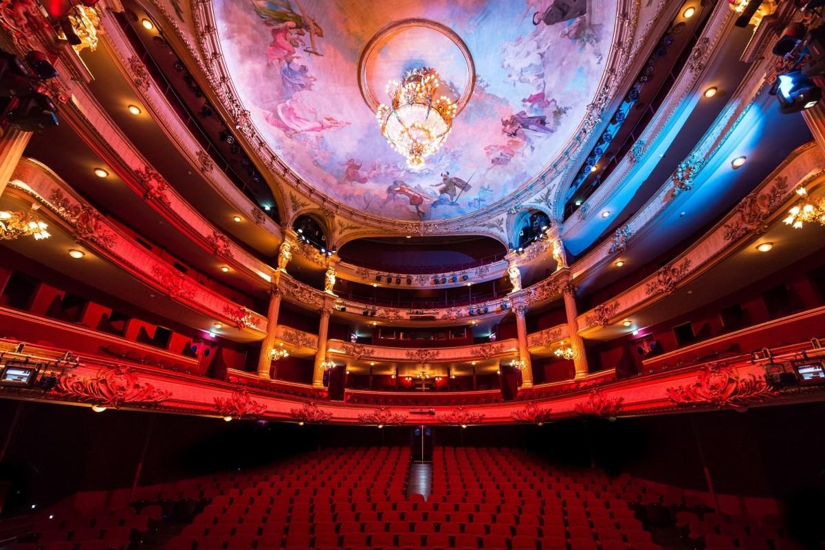 Opéra Royal de Wallonie - Liège - Salle