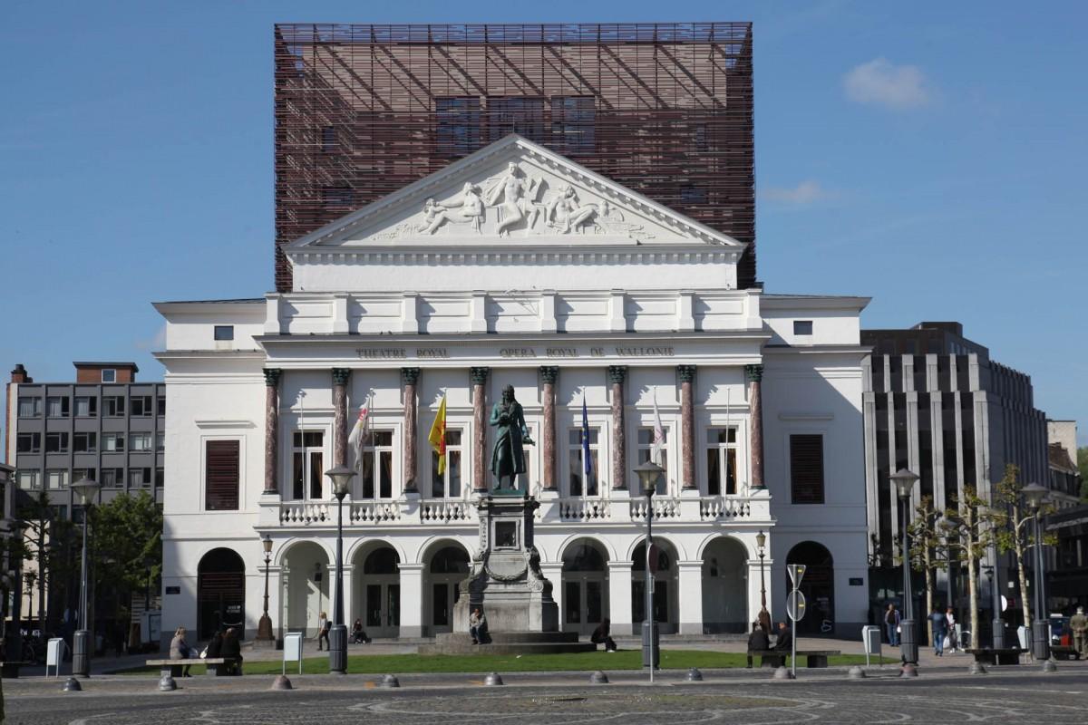Opéra Royal de Wallonie - Liège - Bâtiment