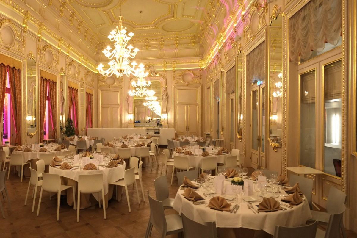 Opéra Royal de Wallonie- Liège - Foyer