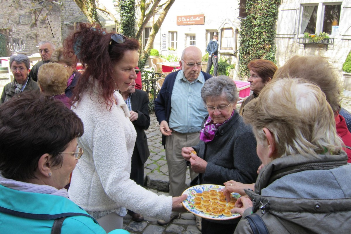 Royal Syndicat d'Initiative de Durbuy – Gourmet walks around the city