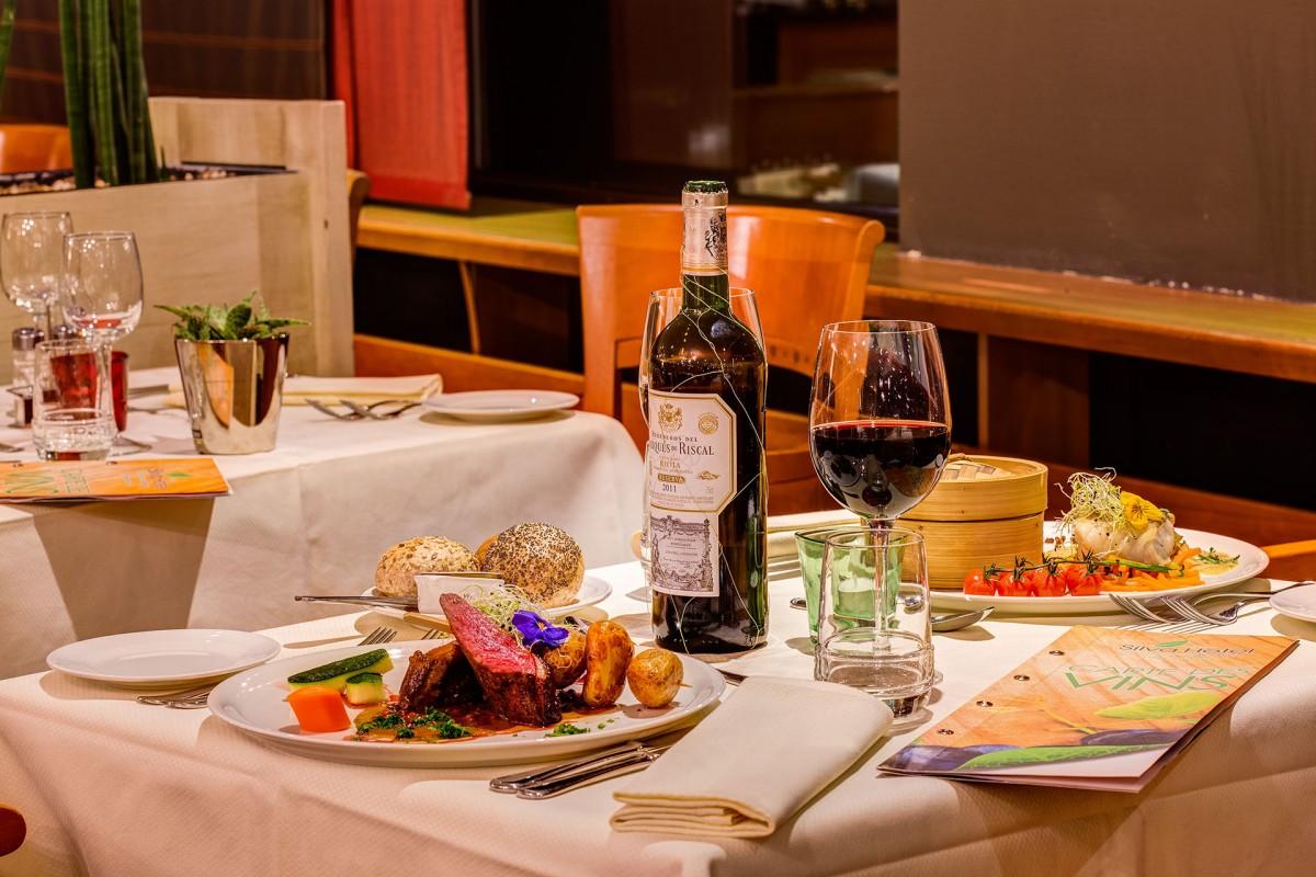 Silva Hotel Spa Balmoral Diner