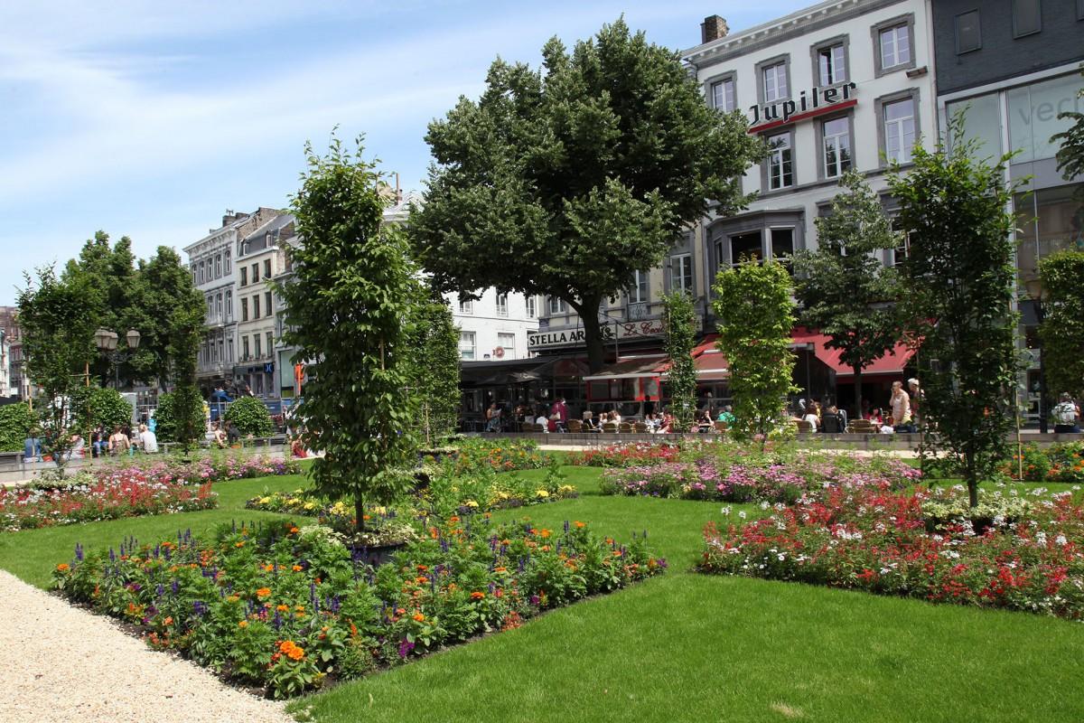 Vrije tijd in Luik - Place Cathédrale