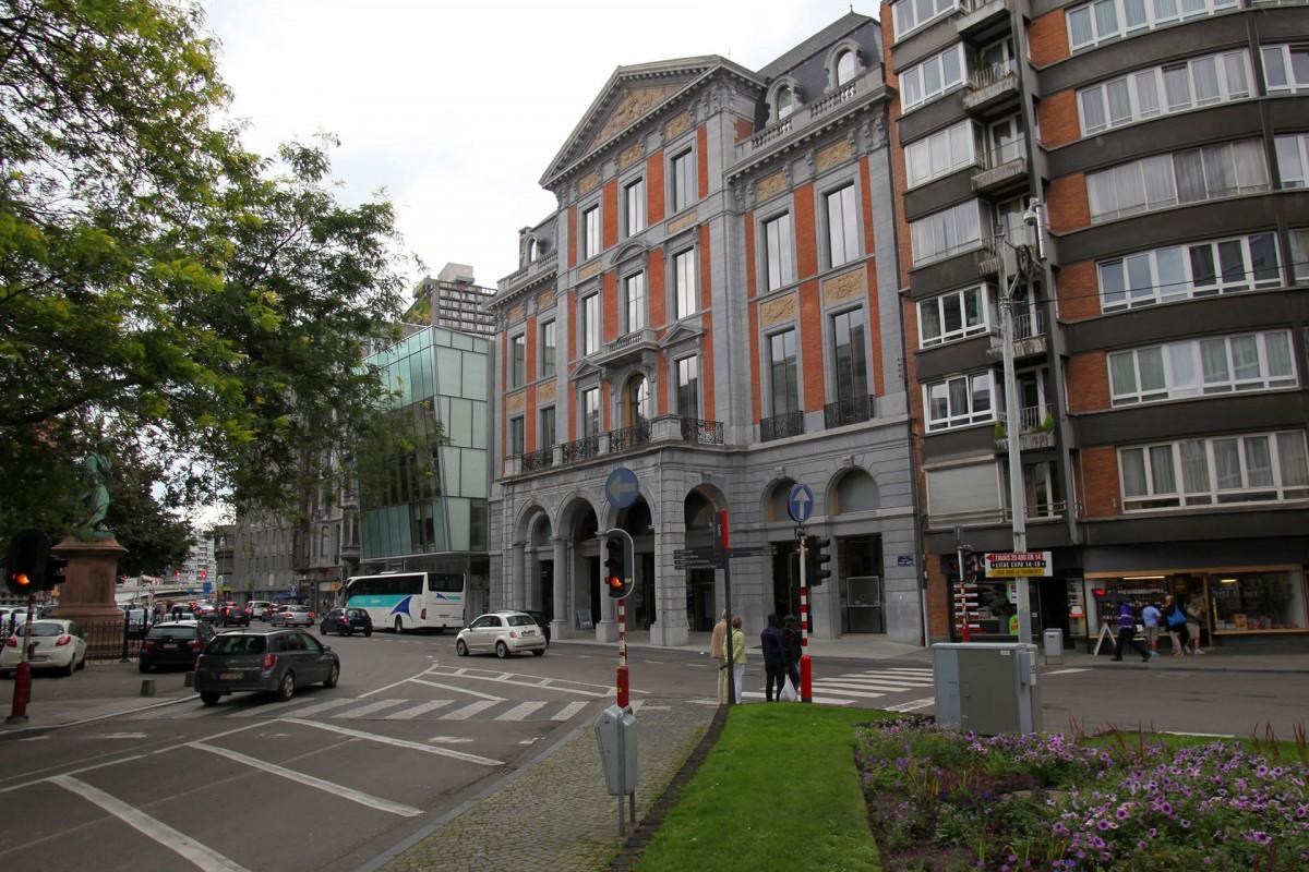 Vrije tijd in Luik - Théâtre de Liège