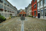Historic Heart of Liège -  Interior courtyards