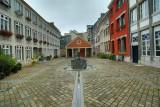 Historisch centrum van Luik - Binnenplaatsen