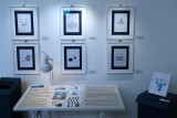 """""""Drawing in peace"""" exhibition"""