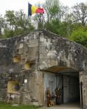 Fort d'Eben-Emael - Musée - Entrée du site