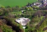 Fort de Lantin - vue aérienne