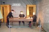 Visite fort Lantin Salle reddition circuit audio guidage 04 © Les amis du fort de Lantin asbl