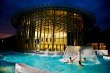 Thermes de Spa - piscine extérieure