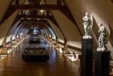Trésor de la Cathédrale de Liège museum - Coutre room