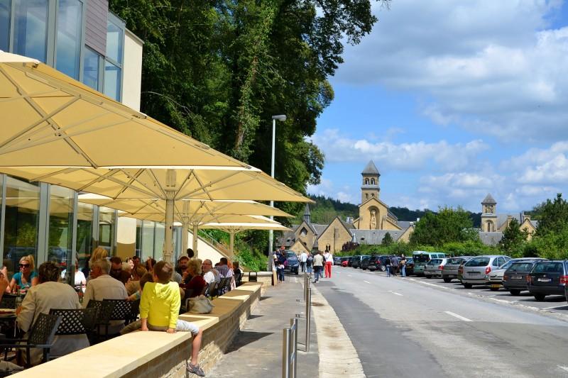 A l'Ange Gardien - Villers-Devant-Orval - Terrasse