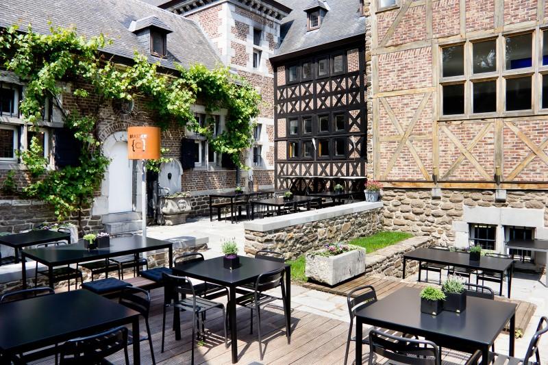 Brasserie C - Liège - Terrasse