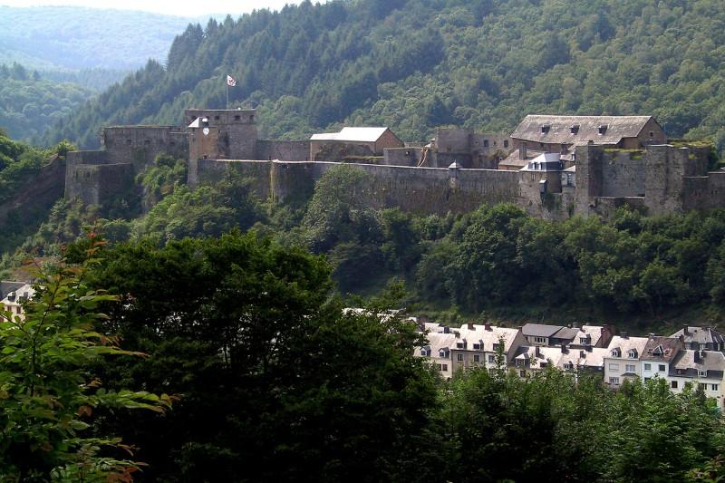 Schloss von Bouillon | © WBT-Joseph Jeanmart
