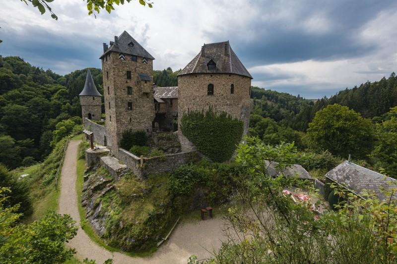 Reinhardstein Castle