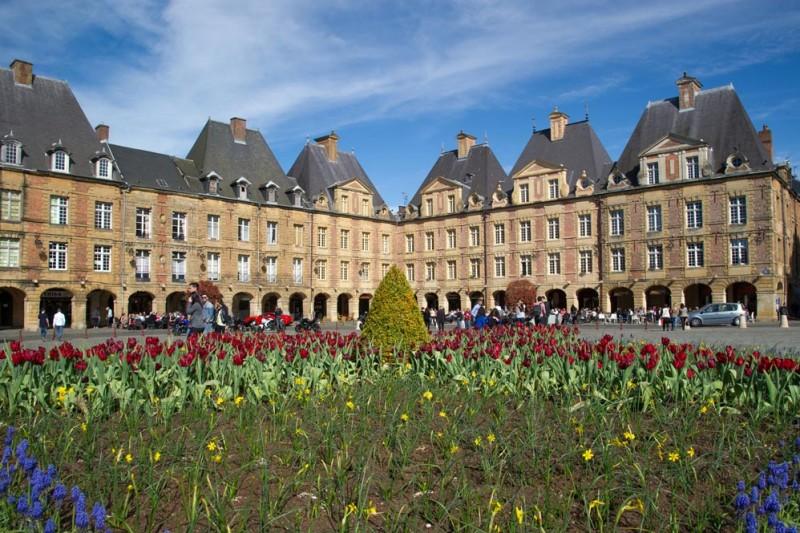 Charleville Mézière - Place Ducale
