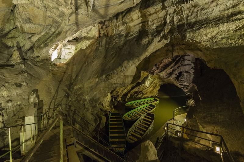 Grotten von Remouchamps